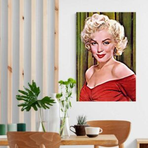 Obraz na plátne s Marilyn Monroe